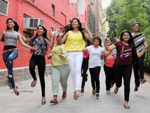 Girls outshine boys in CBSE Class XII exam in pass percentage.