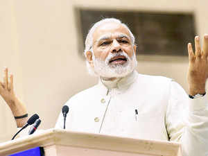 """""""RuPAY cards have been given with Jan Dhan accounts and in the coming days these will have credit and debit card facilities, to disincentivise cash transactions,"""" he added."""