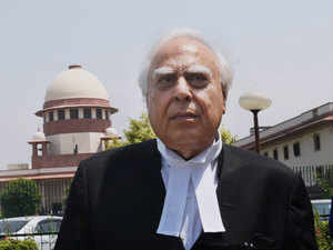 Sibal was a minister in both UPA I and II and had to suspend his flourishing law practice for 10 years when the party was in power.