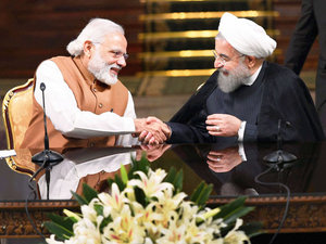 The head of the Chinese consortium which visited Chabahar was quoted as having said that Chinese companies were eager to invest in the strategically located port.