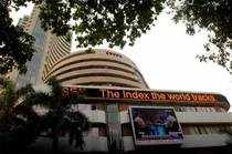 There was hectic buying on Dalal Street, as investors turned bullish after Morgan Stanley upgraded the Indian market to 'overweight' from 'equal weight'.