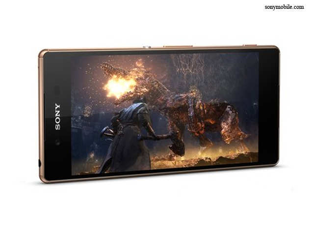 Sony Xperia Z3+ - 9 best waterproof-smartphones available in