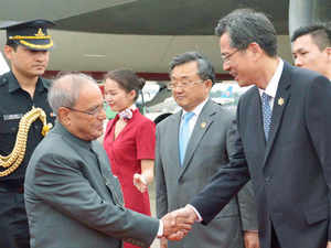 The Chinese side appreciated the President's gesture of visiting the temple that provided the basis for a discussion on the cultural relationship between the two countries historically.