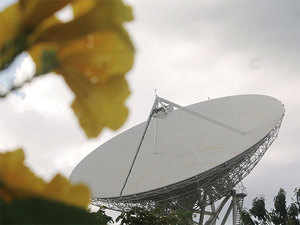 Except for Tata Sky and state-owned DD FreeDish, all DTH operators are currently using foreign satellites for uplinking and downlinking signals via Ku-band transponders.