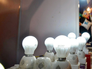 Apart from this, 5,754 LED bulbs have also been distributed in 36 villages of the state under the 'Mhara Gaon Jagmag Gaon' scheme, a spokesman for the state's power department said here on Thursday.