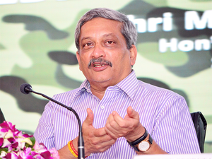Manohar Parrikar reluctantly gave up Goa's chief ministership to become the country's defence minister in November 2014, six months after the Modi-led NDA government assumed office.