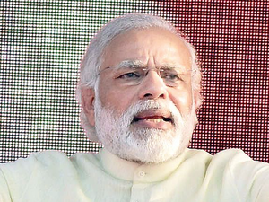 """""""In my view, our ties can truly scale great heights once Pakistan removes the self-imposed obstacle of terrorism in the path of our relationship,"""" Modi said."""