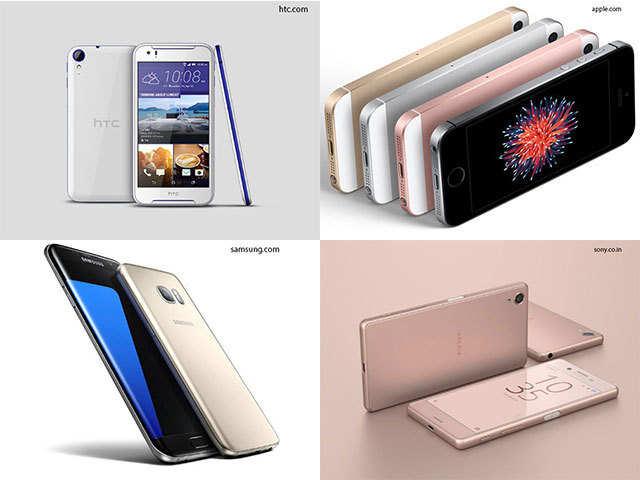 RAM - HTC 10 vs iPhone 6S vs Sony Xperia Z5 Premium vs
