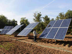 CLP, is finalising its solar debut through an acquisition. It's local arm is in advanced negotiations to buy stakes in a 100 MW solar park project in Telengana from Suzlon Energy.
