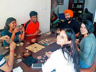 In just two years, the trend has gathered momentum, giving birth to groups which religiously meet for gaming holidays.