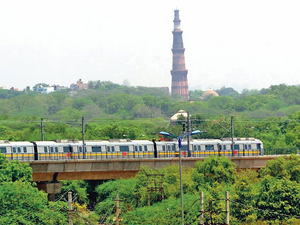 Delhi Metro Rail Corporation (DMRC) has demanded that fares be hiked in view of increase in electricity tariff, which is a major component of the operational cost.
