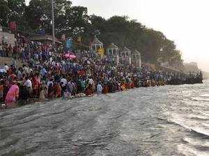 Receiving Ganga water by post could be a reality soon as the government endeavours to tap the e-commerce platform to bring the holy water at the doorsteps.