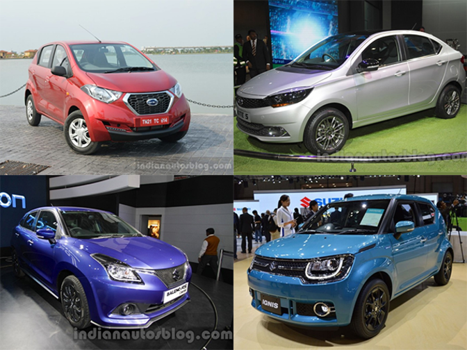 Best deals on small automatic cars