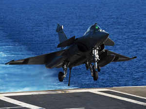 """""""Both Indian and French Defence Ministers will meet on June 3. Rafale among others will be discussed,"""" a defence source said."""