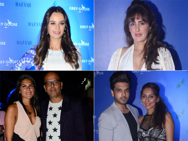 Fashionable Fun Designers Flock To Cocktail Party In Mumbai The Economic Times