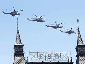 Pakistan in talks with Russia for buying MI-35 attack