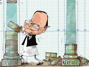Total expenditure of the government in April was Rs 1.61 lakh crore, or 8.2 per cent of the full-year estimate.