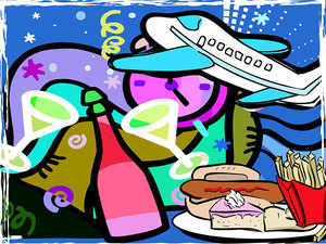 In-flight caterer Sky Gourmet faces labour unrest over ...