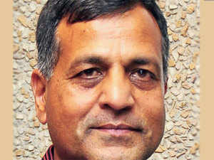 The 1980 batch IAS officer was shifted from the Environment Ministry to the Finance Ministry after the retirement of Ratan P. Watal on April 30.