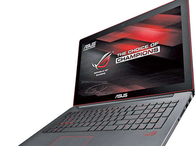 asus s new gaming notebook cuts down the fat without sacrificing on