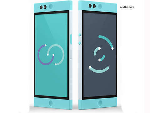 Nextbit Robin smartphone: The cloud warrior