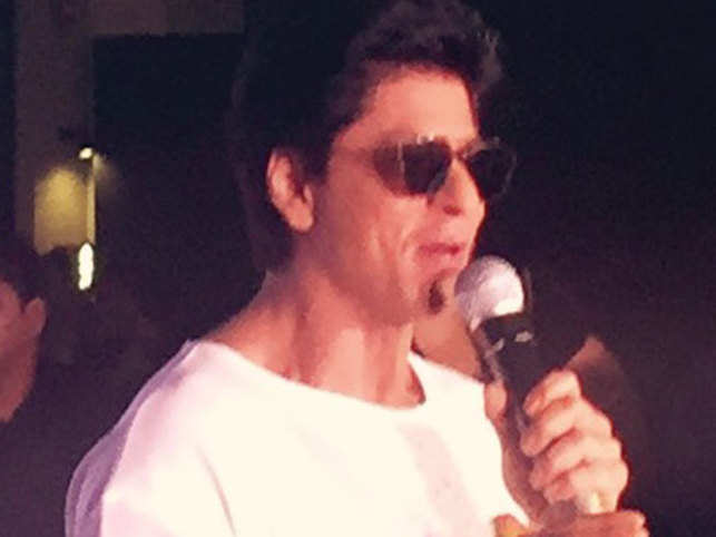 Shah Rukh said that KidZania is a business of pleasure, not social work. At the same time,  he said doing something for Delhi is very special for him.