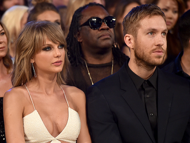 Taylor Swift and Calvin Harris break up after 15 months of
