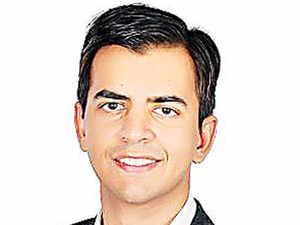 Ola's co-founder & CEO Bhavish Aggarwal