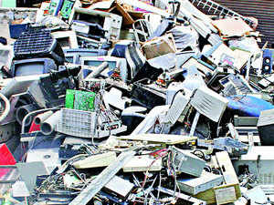 Over 95 per cent of e-waste generated is managed by the unorganised sector and scrap dealers in this market.