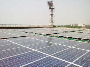 Dailmer has made additions to photo voltaic installations at the plant increasing the overall technical capacity of the plant from 0.8 MW to 3.3 MW.