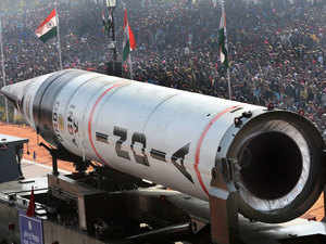 The major breakthrough comes days after India announced that it is subscribing to 'The Hague Code of Conduct' against Ballistic Missile Proliferation.