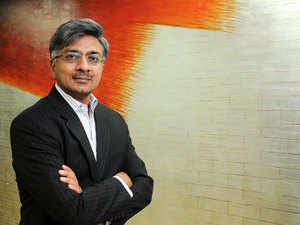 Founded in 2011, YourNest invests in companies working in areas like mobility, Internet, data analytics, software and cloud with an investor base of 140.  In pic: Sunil Goyal, CEO & Fund Manager, YourNest.