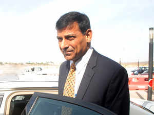 """""""The inflation surprise in the April reading makes the future trajectory of inflation more uncertain... rising crude prices and implementation of 7th pay commission awards being the key risks,"""" Rajan said."""