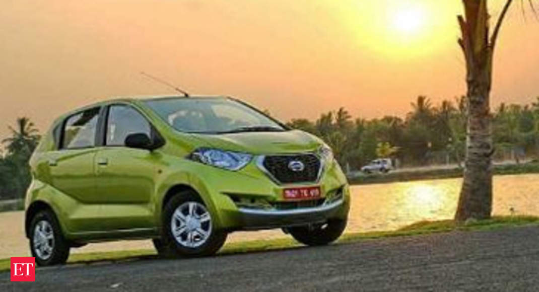 Datsun Launches New Small Car Redi Go At Rs 2 39 Lakh The Economic