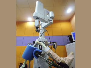 Vattikuti Tech Eyes 130 Million Business From Robotic Surgery
