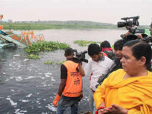 First effort of connecting two inter-state rivers was expected to take off from December last year, however, has been delayed for want of wildlife clearances.