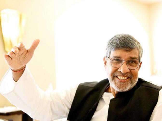 Nobel Laureate Kailash Satyarthi Plans Campaign For Child