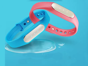 The study puts GOQii and Fitbit at second and third positions with 18.1% and 6.2% market share during the in Q1 2016. <br><br> <i> In pic: Xiaomi Mi Band