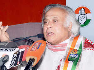 """""""He remains a challenge. We have to take him on directly. In the GSPC scam the issue is Modi and it is a Rs 20,000 crore ghapla(scam),"""" Ramesh said."""