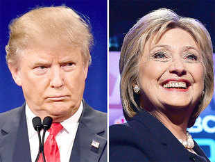 From economictimes.indiatimes.com/news/international/world-news/hillary-clinton-and-donald-trump-their-strengths-and-wea