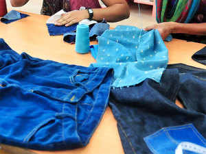 """This is among the many value added services we provide to customers including a 3D trial room and on-spot exchange of apparel due to size issues,"""" said COO Sukanta Das."""