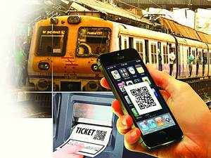 Data from 15 stations reveals that railway commuters in tier-II cities are streaming movies, upgrading phone software and conducting other heavy-duty downloads using these networks.