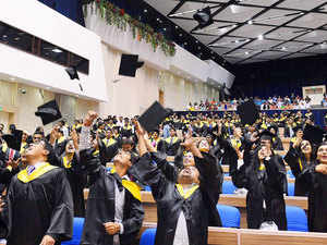 The university is all set to hold the first convocation ceremony of SAARC institution, an independent campus of the South Asian University.