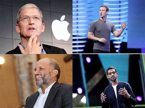 10 most-loved tech CEOs in the world