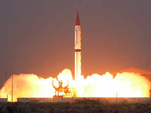 As per the Stockholm International Peace Research Institute (SIPRI) annual nuclear forces data, Pakistan is believed to have 110-130 nuclear warheads.