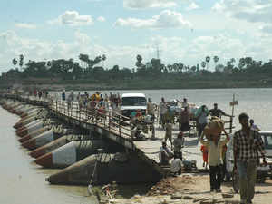 Of the 284-km Indo-Bangla border that falls in Assam, about 224-km is fenced. India shares a 4,096-km frontier with Bangladesh on the eastern flank.