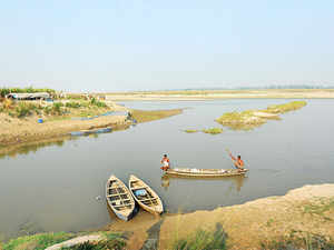 The Centre has agreed to finance the Yamuna river front development.
