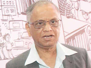 The new generation of Indian entrepreneurs has the potential to build companies larger than Infosys, said NR Narayana Murthy.