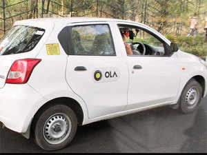 With Low Cost And Luxury Ride Categories Ola Gives Fresh