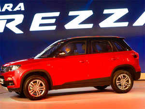 Prospective buyers lean towards the bevy of sports utility vehicles now available in the market.